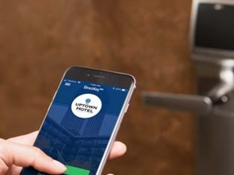 Sistema mobile key de Onity