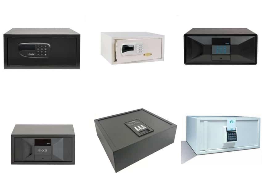 mejora de la seguridad de las habitaciones de hotel con cajas fuertes Onity