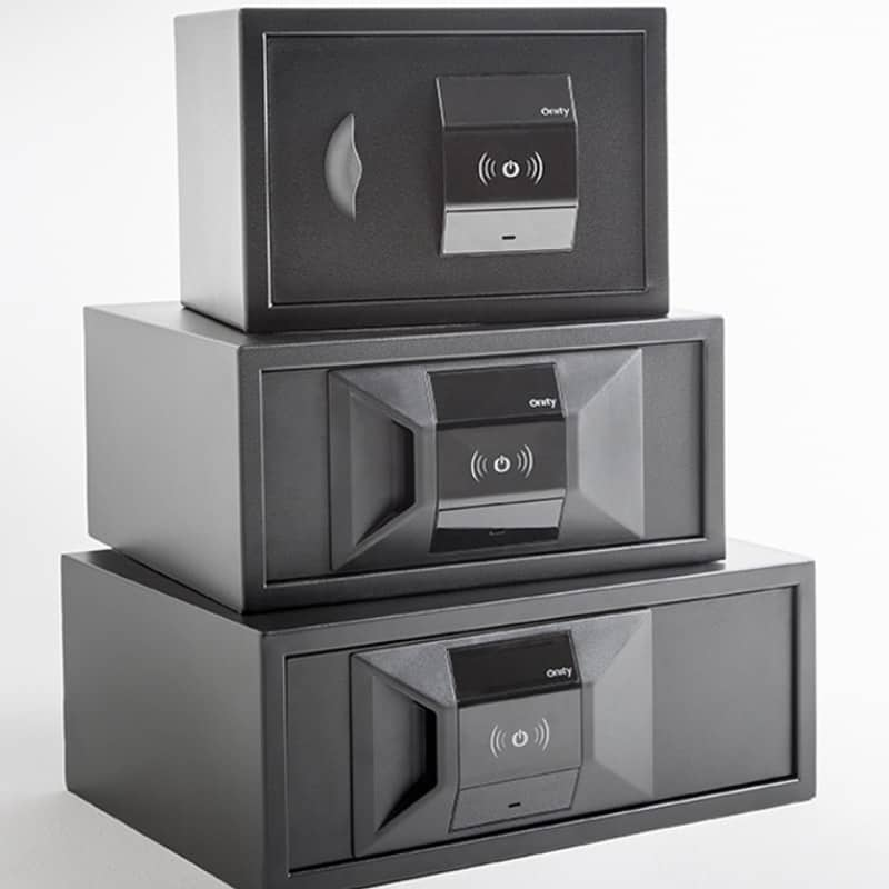 Caja fuerte OS700 de Onity combo negro
