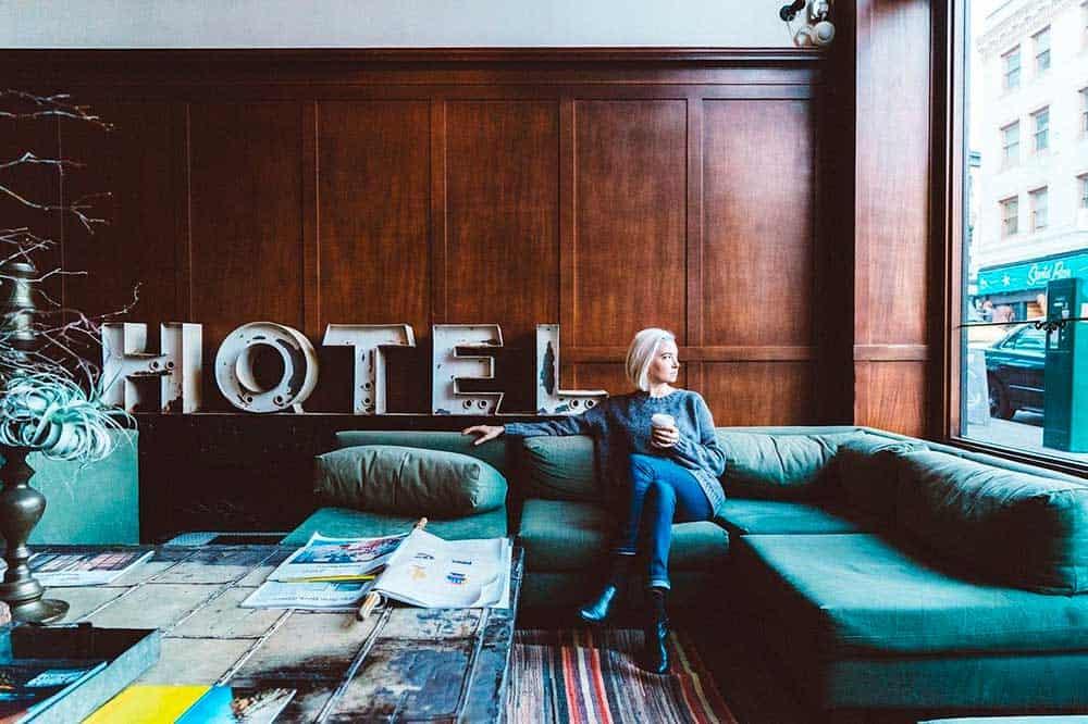 Medidas de seguridad en hoteles contra el COVID-19