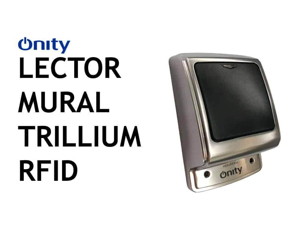 Nuevo lector mural Trillium™ RFID. El control de accesos definitivo para tu hotel. 1